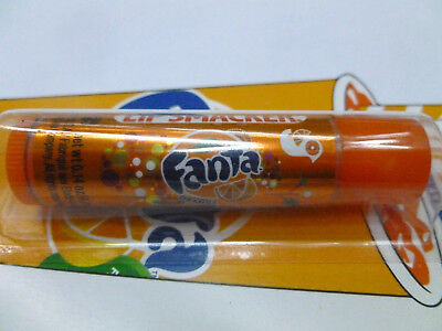 Lip Smacker Fanta Orange blister originale Best Flavour burrocacao burro cacao