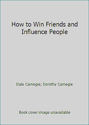 How to Win Friends and Influence People  (ExLib, NoDust)