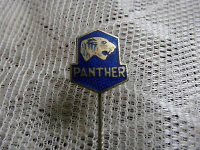 PANTHER Motorrad - Anstecknadel - tolle alte grosse Pin 1/2