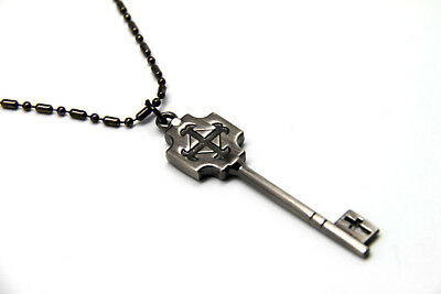 Fairy Tail Cosplay Costume Accessory Matel Key of Libra Pendant Necklace #020