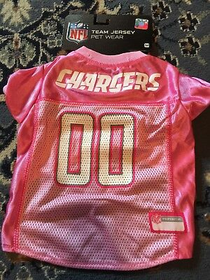 NFL Dog Jersey 31 Pick Your Teams Sports Game Pink Shirt for Dogs Size  Medium 9f8e94da5