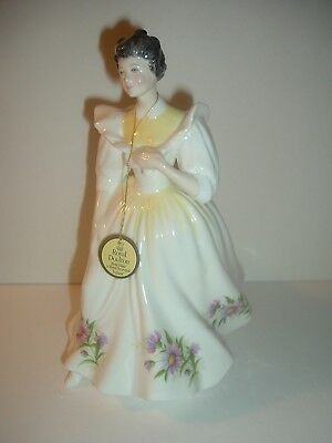 Royal Doulton HN 3166 September Figurine of the Month
