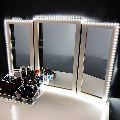 Mirror LED Light for Hollywood Makeup Mirror Vanity Mirror with Decoration Light