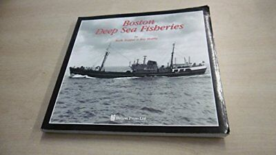 Boston Deep Sea Fisheries by Maltby, Ray Paperback Book The Cheap Fast Free Post
