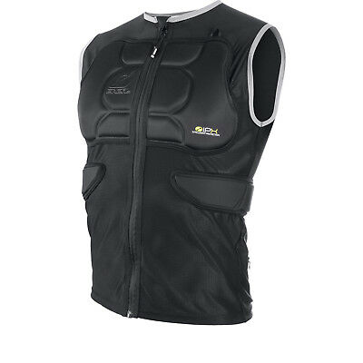 New Adult XL X-Large O'Neal BP Vest Chest Protector Body Armour Motocross Black