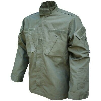 Viper Tactical Military Combat Shirt Green Size Large Airsoft Kit Military New