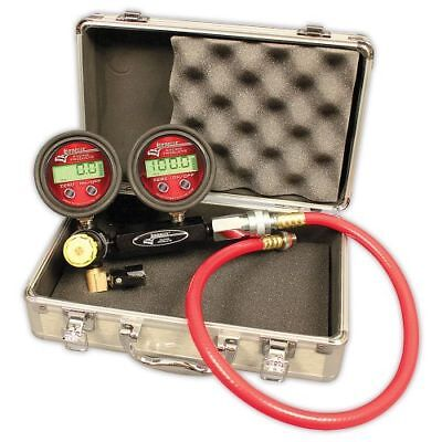 Longacre 52-73014 Digital Engine Leak Down Tester - 14mm. Hose Connector