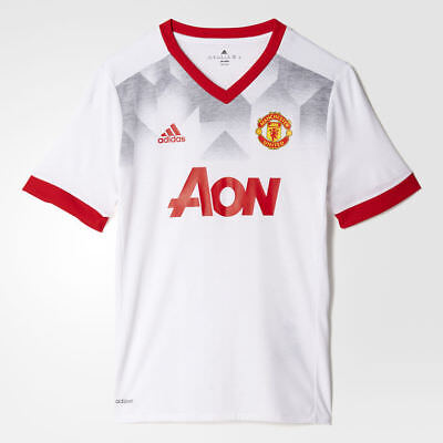 adidas Manchester United Kid's Premium Pre-Match adiZero Warm Up Training Jersey