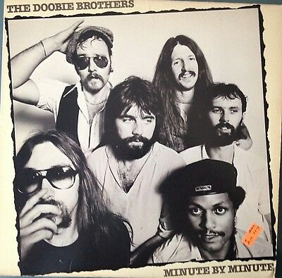 "The Doobie Brothers "" Minute by Minute "" 1978 Lp Record"