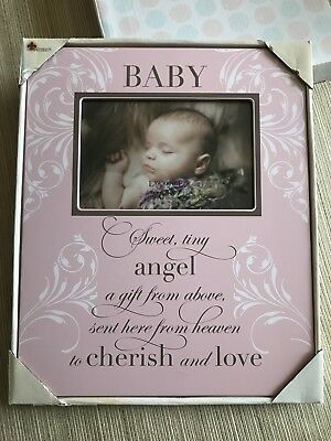 Beautiful Baby Girl Picture Frame