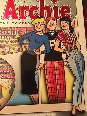 Art of Archie: The Covers HC (2013)