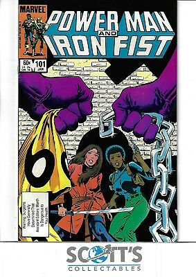 Luke Cage and Iron Fist  #101  NM-