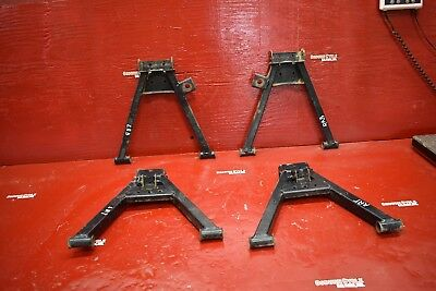 2005 Polaris Ranger 700 Xp Rear A Arms Upper Lower Left Right A Arm