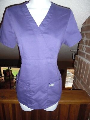 Grey's Anatomy Scrub Top - Women's Size Small - Purple