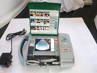 Bard Bardscan Portable Pa-00145 Ultrasound Bladder Scanner Urology Imaging Uk