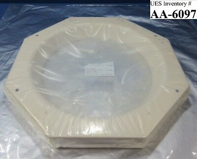 ASM Advanced Semiconductor Materials 73055-72359 Exhaust Duct CBS-RC1 Used