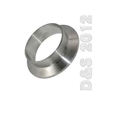 """2"""" 51MM OD Sanitary Weld on Ferrule Tri Clamp Stainless Steel SS316"""
