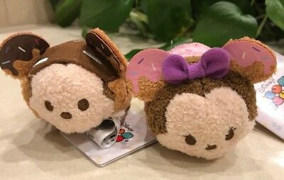 Disney Donut  Mickey and Minnie Tsum Tsum Donut Sprinkles Target Exclusive Mini