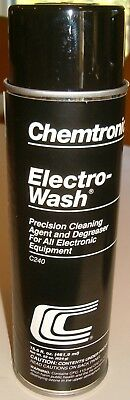 22 oz. Spray Can Electro-Wash Electronics Degreaser (Chemtronics C240)