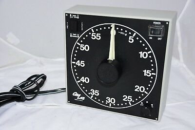 New Style Gralab 300 Darkroom Timer. Excellent Condition. Perfect Working Order.