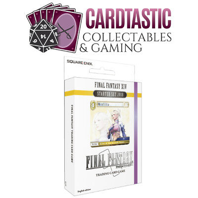 Final Fantasy TCG Starter Set XIV (2018)