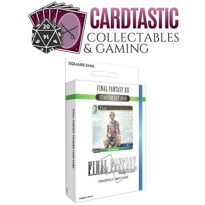 Final Fantasy TCG Starter Set XII (2018)