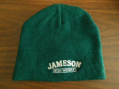 Jameson Irish Whiskey Beanie Skull Stocking Watch Hat Cap Touque