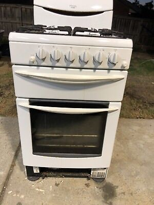 Electrolux Chef Gas Upright Stove