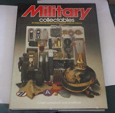 Military Collectables Hard Cover 208 Pages