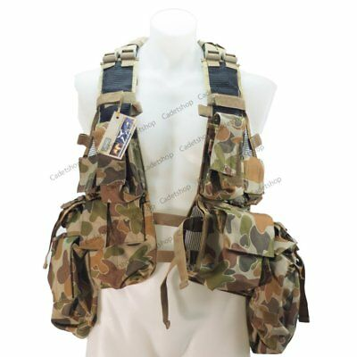 M83 Auscam Harness TAS Military Camping Field Gear Webbing