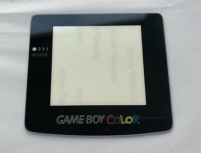 REAL GLASS Nintendo Game Boy COLOR Colour GBC Custom Screen Replacement Lens