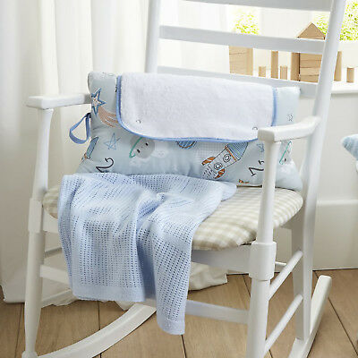 Clair De Lune Blue Forty Winks Roly Poly Travel & Change Mat Baby Changing Mat