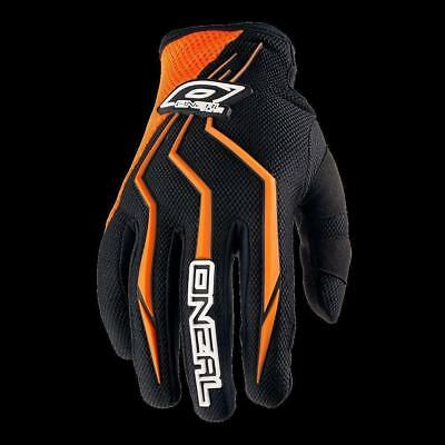 Oneal Kinder Motocross Handschuhe Enduro Offroad Cross Mx Sx Orange !Sale!