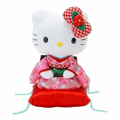 SANRIO Hello Kitty doll made in Japan