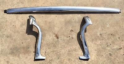 Chevy 1959 1960 Impala Buick Olds Convertible Windshield Pillar Trim J14027