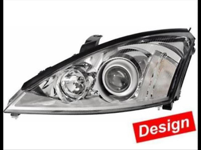 Hella, 1ZL 009 488-091 , Scheinwerfer Kurvenlicht links, Ford Focus, CELIS, LED