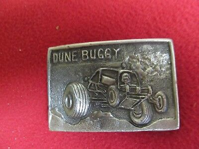 Vintage Rare Dune Buggy Belt Buckle 1978 by InStyle  Ships Free