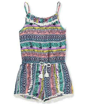 Real Love Girls' Romper