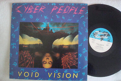 "Cyber People - Void Vision - 12"" Maxi !!!"