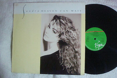 "Sandra - Heaven Can Wait - Extended - 12"" Maxi !!!"