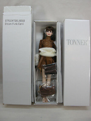 Nrfb Steam Funk Steampunk Punk  Steamfunk Cami Tonner Dressed Doll Nrfb