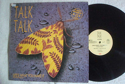 "Talk Talk - Life's What You Make It - Extended - 12"" Maxi !!!"