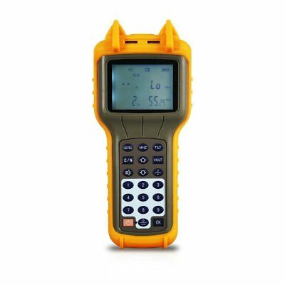RY S110 CATV Cable TV Handle Digital Signal Level Meter DB Best Tester 47MHz ~