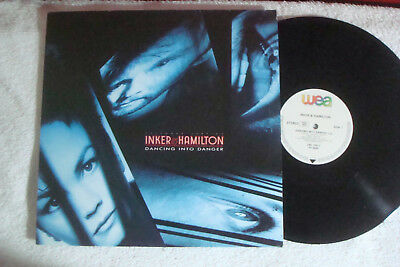 "Inker & Hamilton - Dancing Into Danger - Extended - 12"" Maxi !!!"