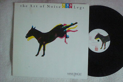 "The Art Of Noise - Legs - 12"" Maxi !!!"