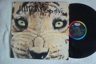 "Diana Ross - Eaten Alive - Extended - 12"" Maxi !!!"