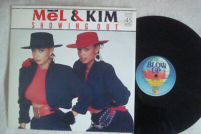 "Mel & Kim - Showing Out - 12"" Maxi !!!"