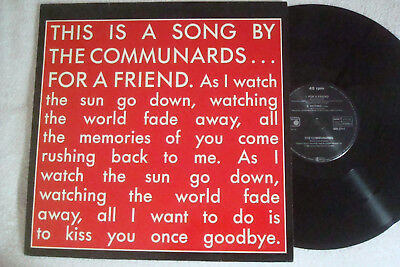 "The Communards - For A Friend - 12"" Maxi !!!"