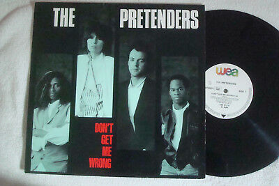 "The Pretenders - Don't Get Me Wrong - 12"" Maxi !!!"