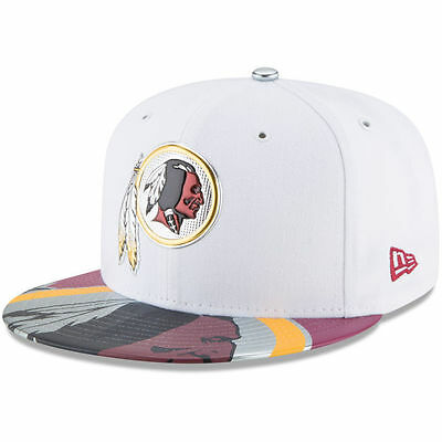 Washington Redskins Cap NFL Football New Era Draft Cap Kappe Fitted 59fifty